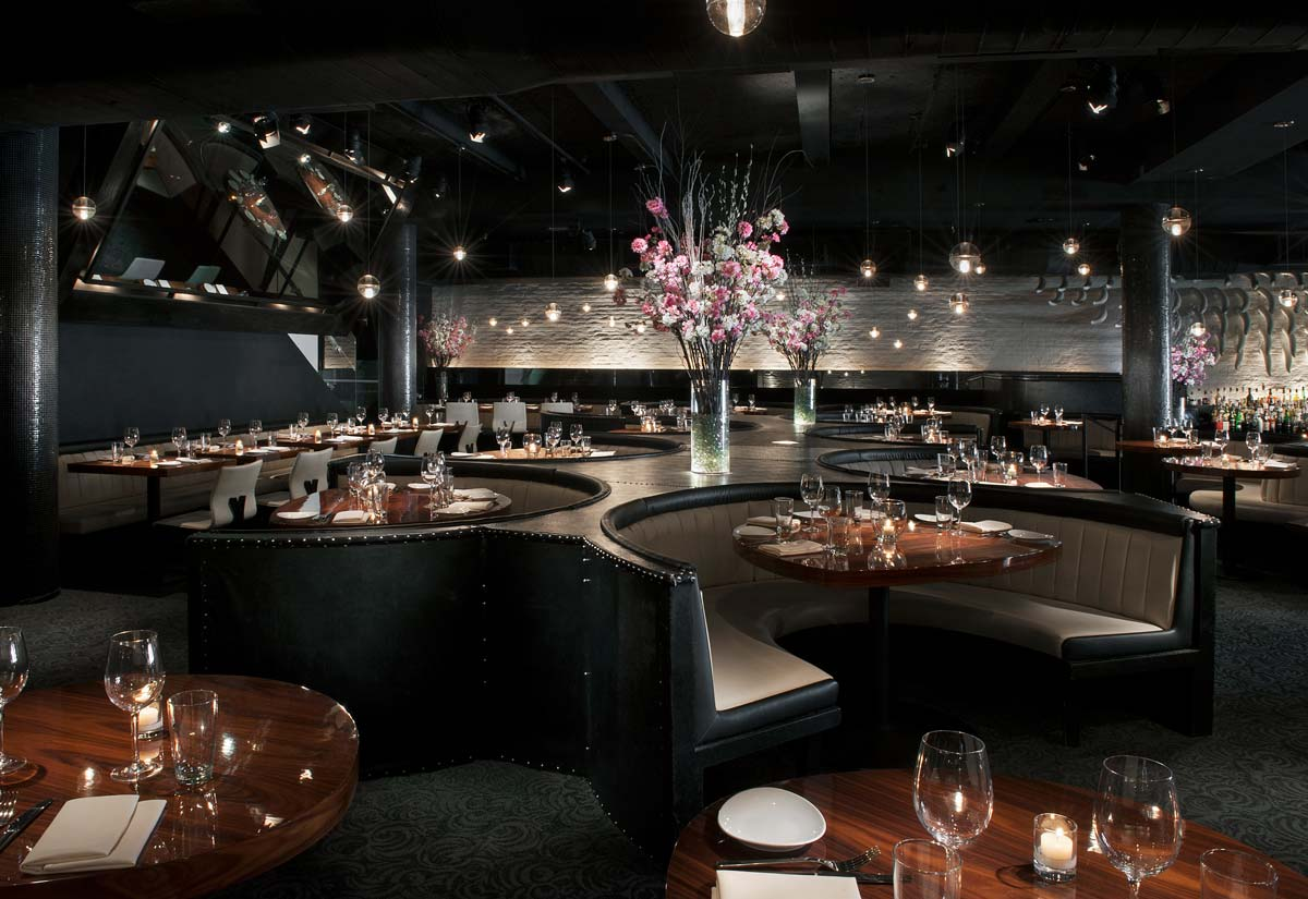 Stk New York City Downtown Steakhouse Seafood Drinks