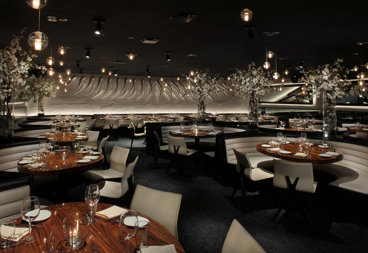 Stk Orlando Steakhouse Seafood Drinks