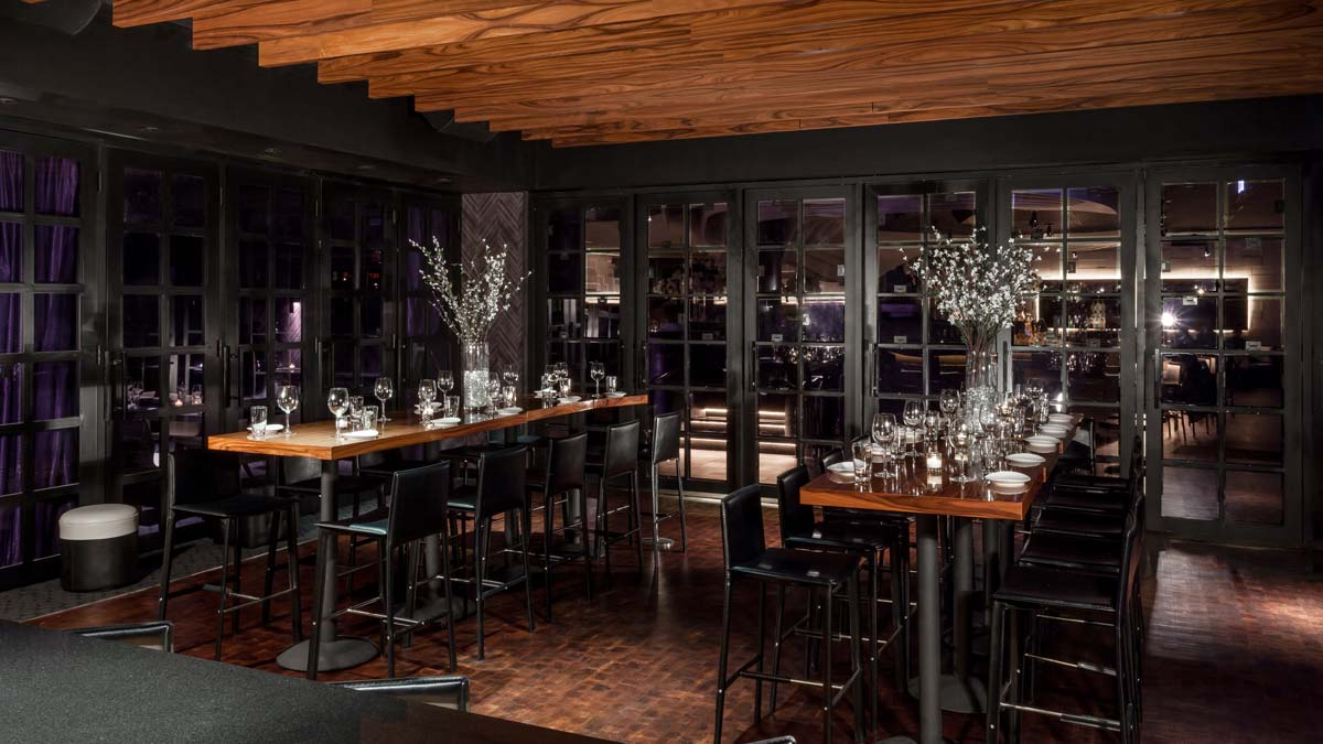 Private Dining Stk Chicago